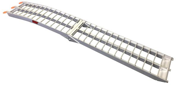 Aluminum Folding Ramps >> Aluminum Folding Arched Ramp Heavy Duty 90 L X 13 W Single 1 500
